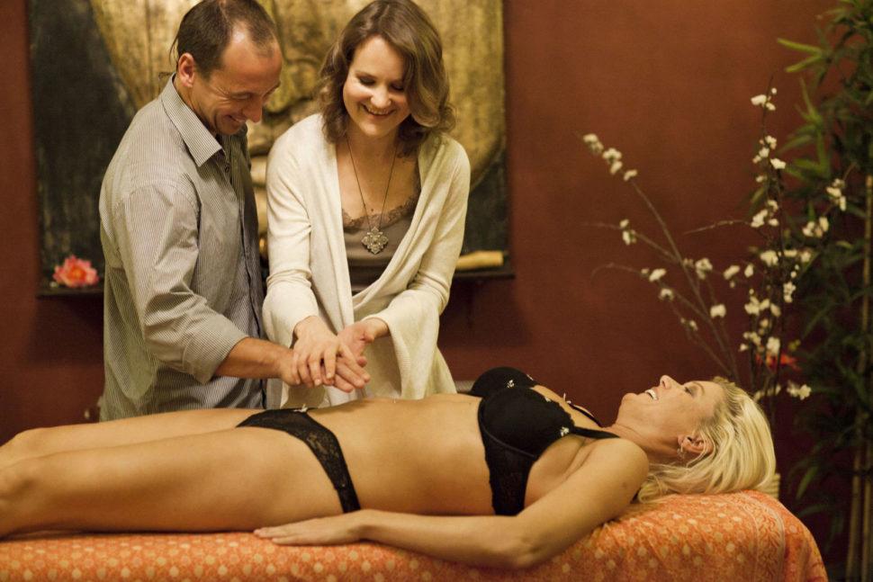 Sexuální masáž pro ženy